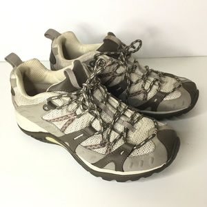 MERRELL Siren Sport Elephant/ Pink Hiking Shoes